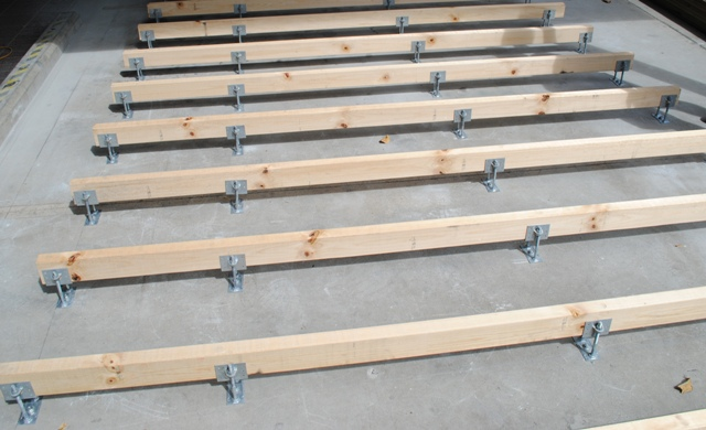 About Joist Supports