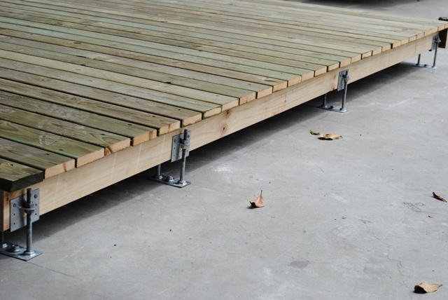 Klevaklip Systems Pty Ltd Adjustable Joist Supports